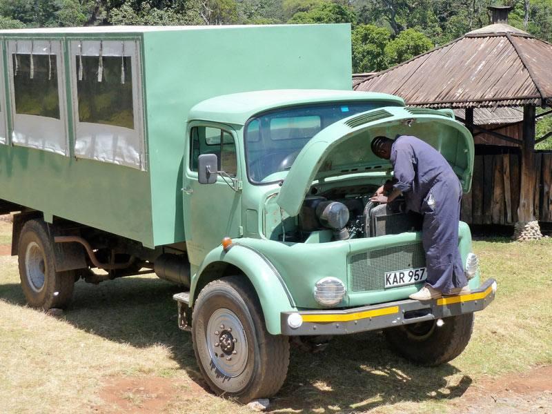 Ankauf von LKW und Nutzfahrzeuge mit Motorschaden