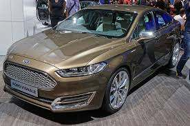 Ford Modeo Vignale soll leiser werden