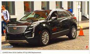 XT5 Cadillac kommt 2006