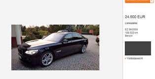 BMW 7er gebraucht kaufen