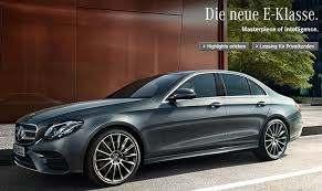 Die neue E-Klasse ist wie erwartet: Mercedes