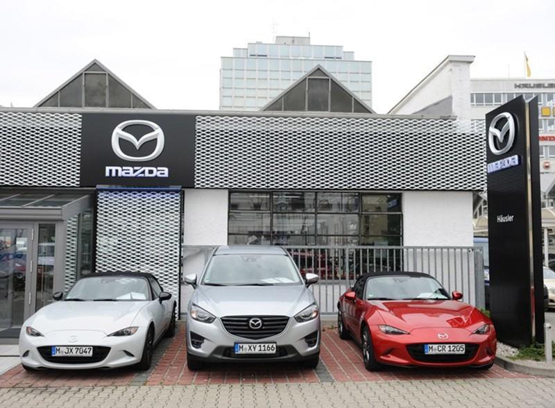 Mazda zeigt sich renditestark