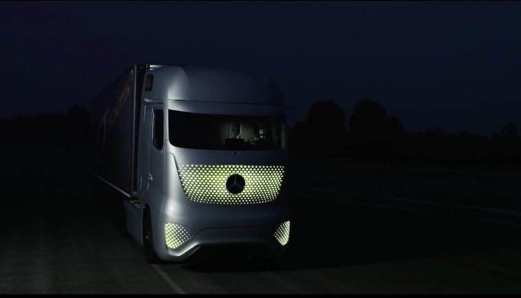 LKW Daimler