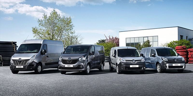 Renault Nutzfahrzeuge verkaufen sich glänzend