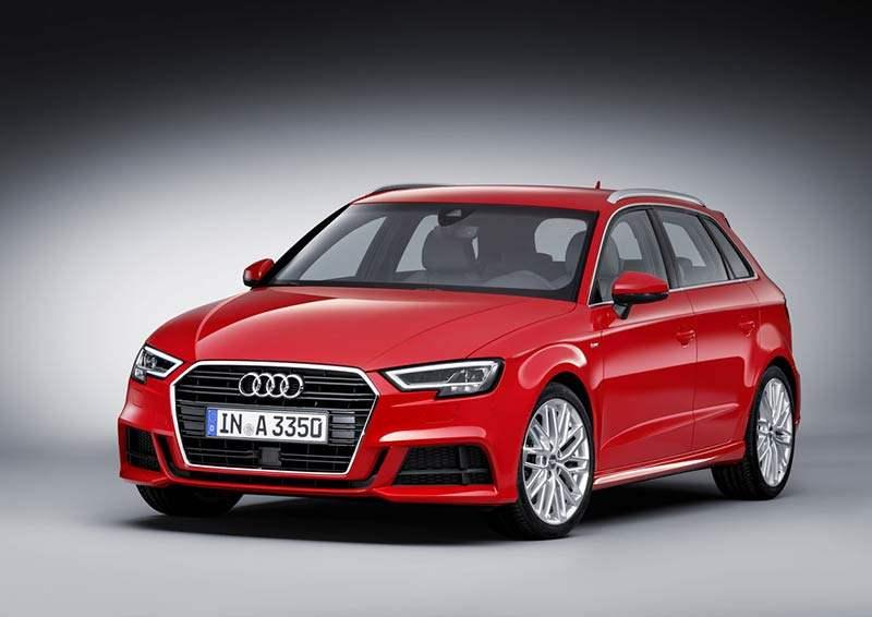 Audi hübscht den A3 auf