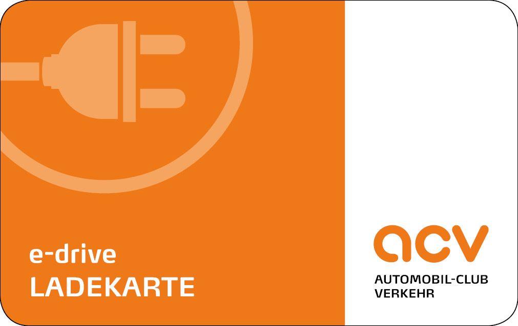 E-drive Ladekarte