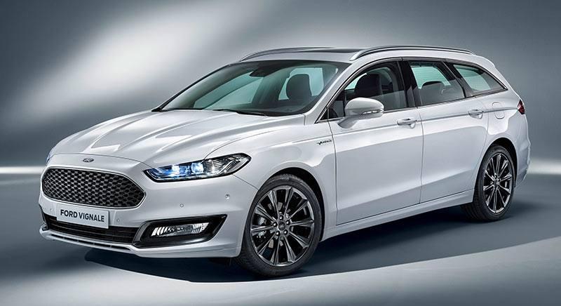 Ford Firmenwagen