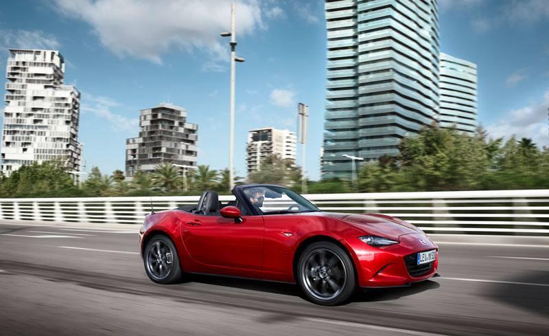 Mazda auch im dritten Quartal auf Erfolgskurs