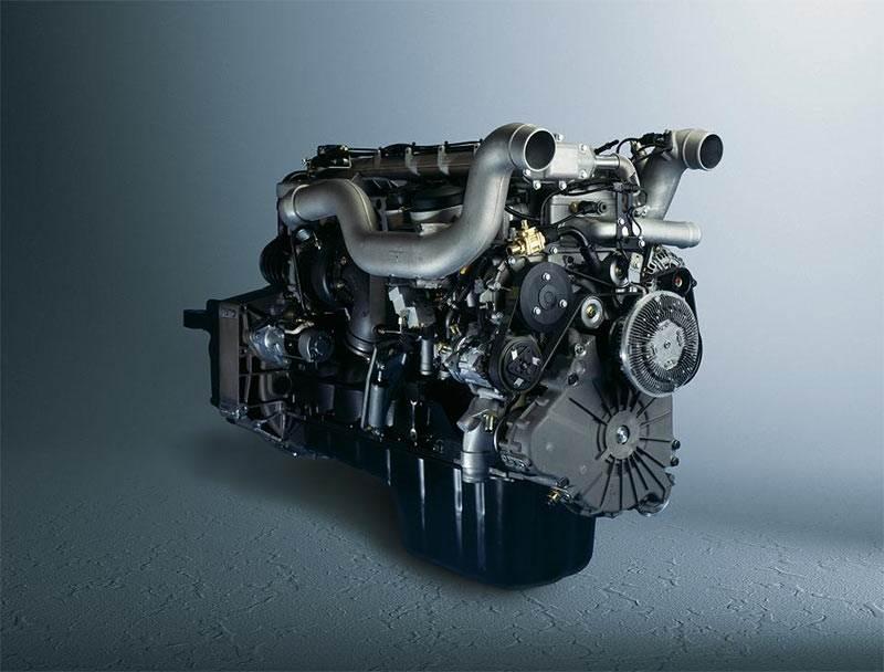 Erdgasmotoren werden die Dieselmotoren vermutlich erst in ferner Zukunft ablösen