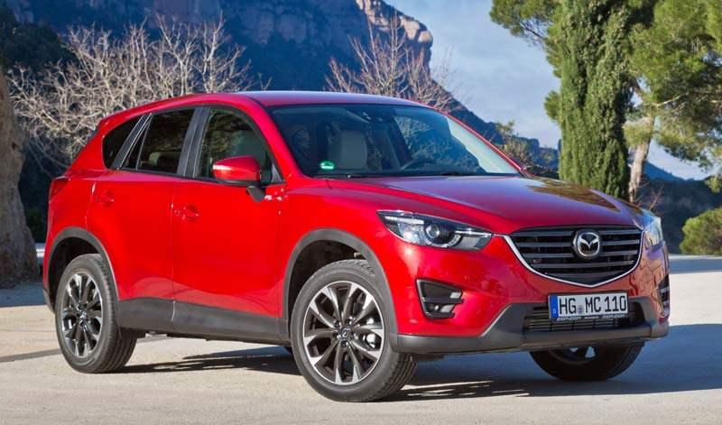 Mazda jetzt in Luxusausführung mit dem CX-5 am Start