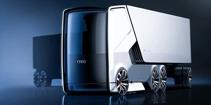 LKW von Audi in Planung?