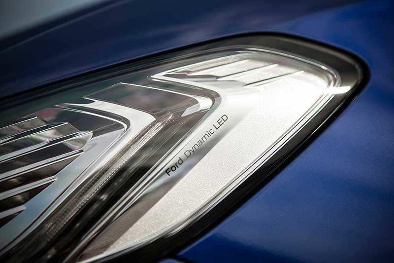 Ford Schlechtwetter Licht