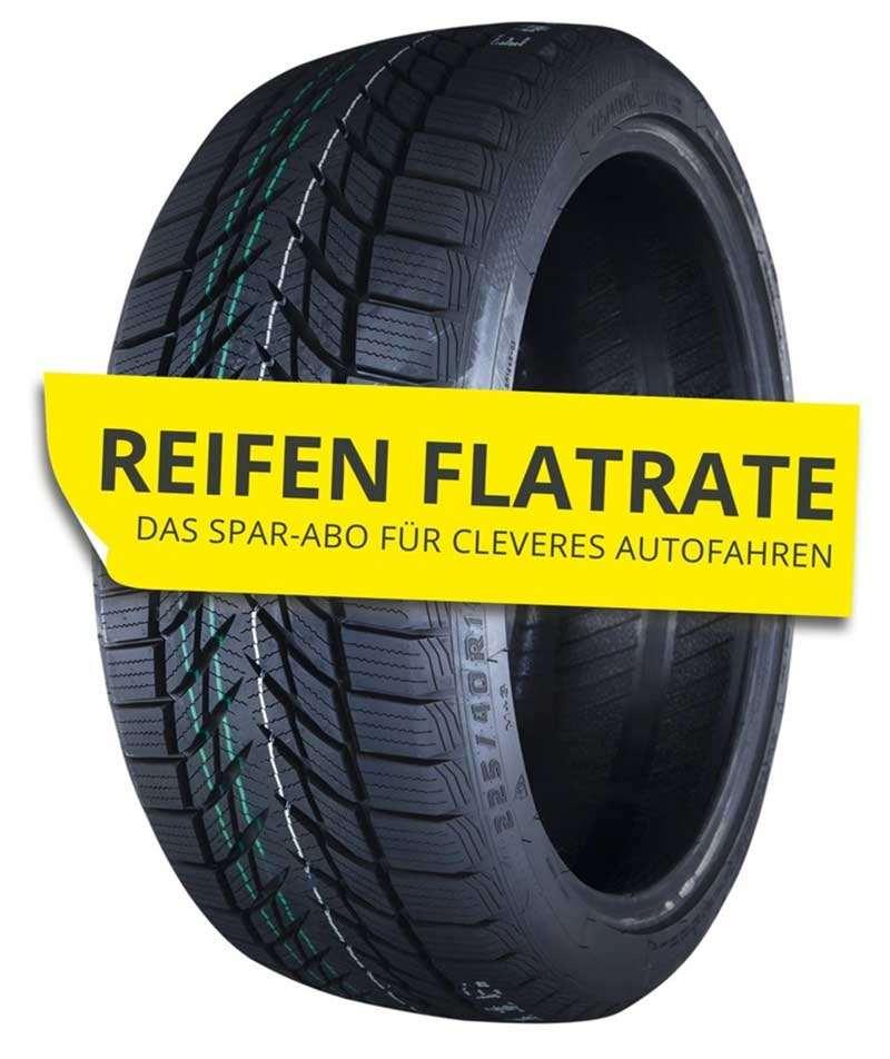 Neues Angebot: Die Reifen Flatrate