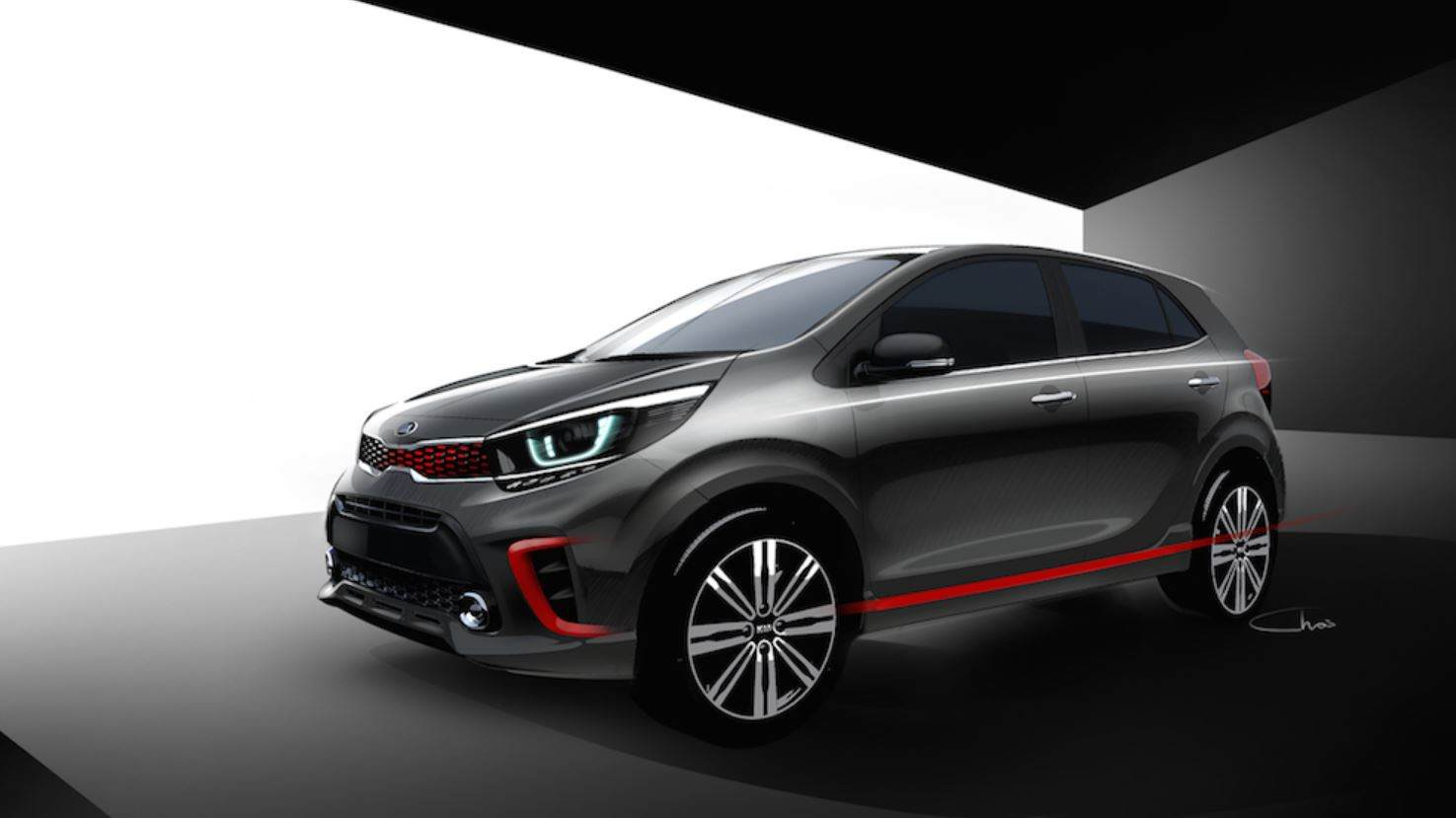 Kia Picanto in der 3ten Generation