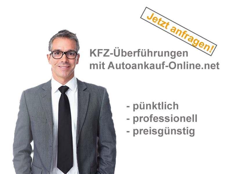 KFZ-Überführungen deutschlandweit